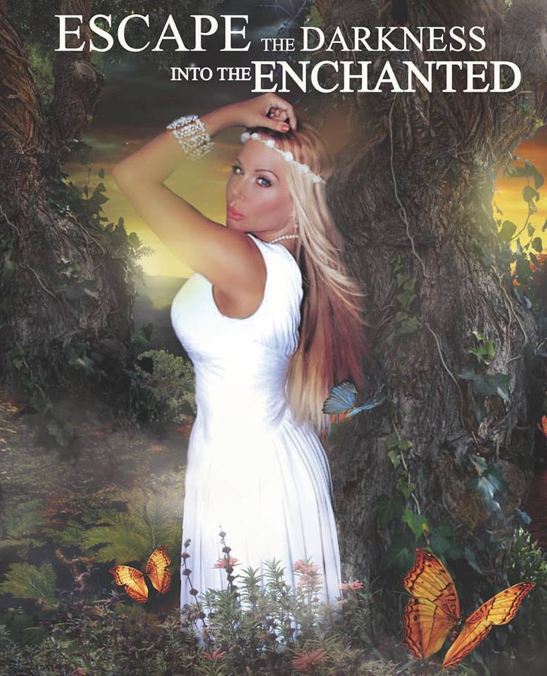 Cheryl Jacobs - Escape the Darkness into the Enchanted Book